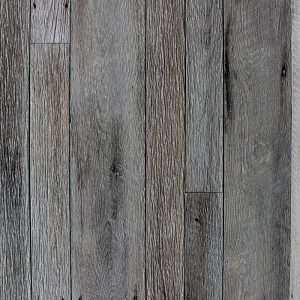 Weathered Gray Barn Wood Wall